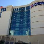 Hilton Garden Hotel 6 Stories High